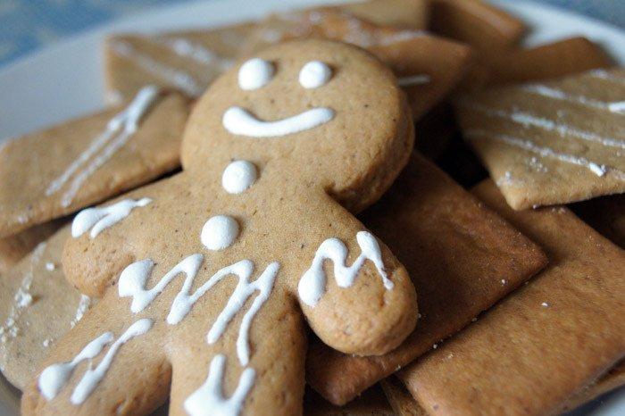 имбирное печенье рецепт из свежего имбиря