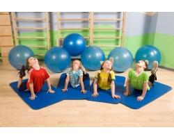 Чем занять ребенка: детский фитнес и ритмика