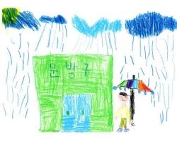 Что делать с рисунками детей?