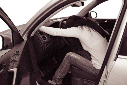 Девушка за рулем: картинки и фото девушка за. - Depositphotos 5