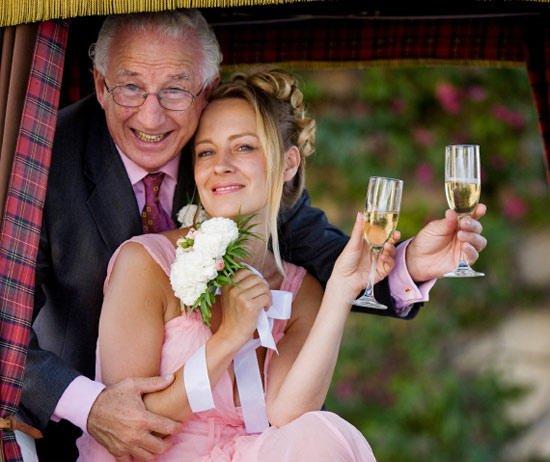 неравные браки по возрасту: