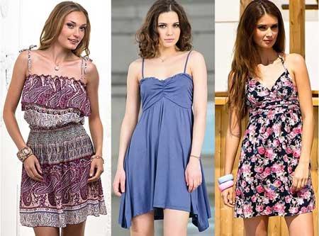 Модные Сарафаны 2013 Лето