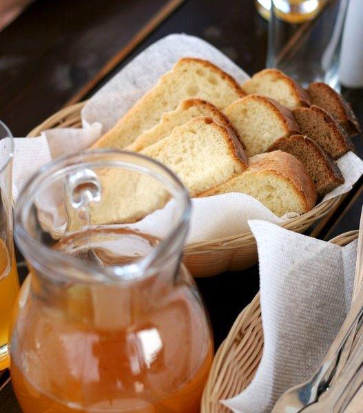 Квас на хлебных корках