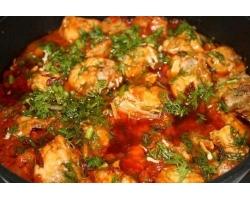 Рецепты блюд кавказкой кухни (часть вторая)