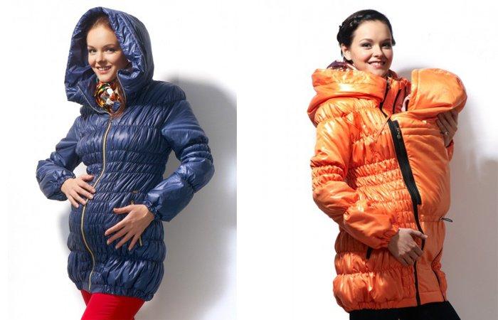 Теплая Одежда Для Беременных