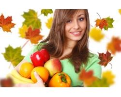 5 лучших осенних диет