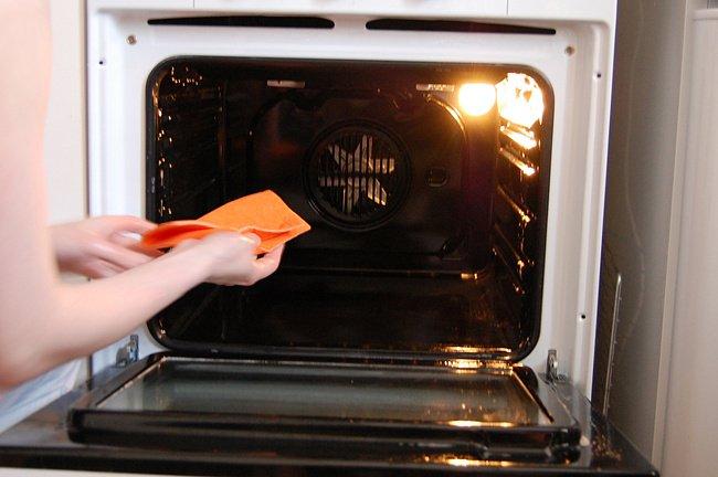 Как почистить газовую плиту в 71