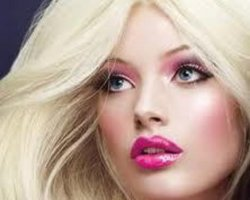 Как сделать макияж куклы барби