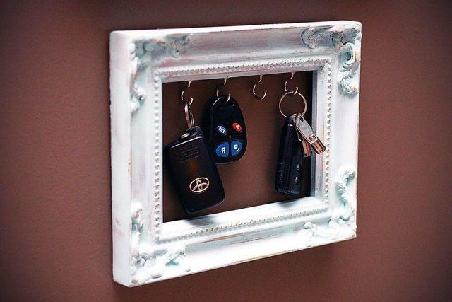 Ключи для машины своими руками