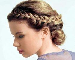 Модная прическа на длинные волосы за 10 минут!