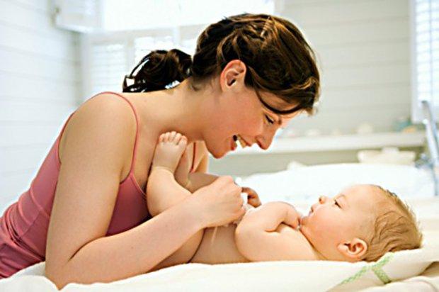 Воспитание и развитие ребенка первого года жизни.