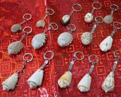 Поделки из морских ракушек и камней