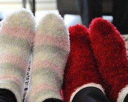 Почему ноги надо держать в тепле?