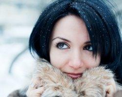 Как защитить волосы от снега, ветра и морозов?
