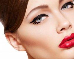 Как увеличить глаза при помощи макияжа