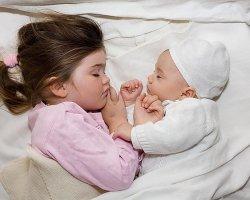 Дневной сон маленького ребенка. Советы родителям