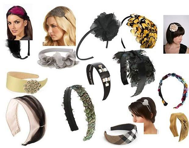 Аксессуары для волос своими руками фото