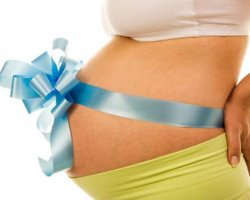 Как быстрее родить при переношенной беременности