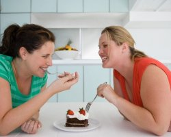 Пищевые привычки, которые портят фигуру