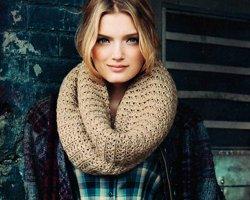 Зимние заморочки 2014: снуды и другие радости