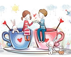 Гороскоп на День Влюбленных 2014