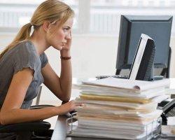 Как сбросить вес на сидячей работе