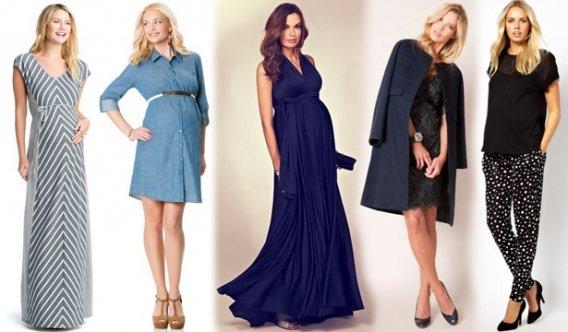 Мода для беременных весна-лето 2014 - allWomens