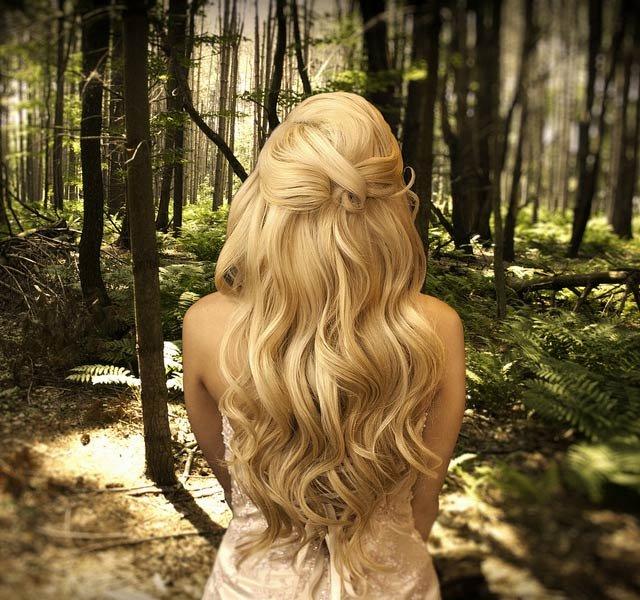 Причёски на выпускной на длинные волосы своими руками фото
