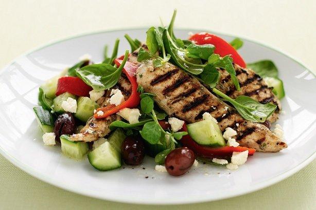 самые новые рецепты салатов с фото к новому году
