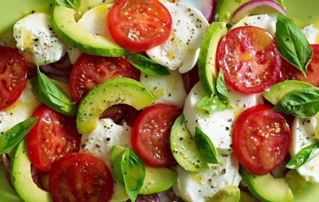 интересные рецепты салатов простых
