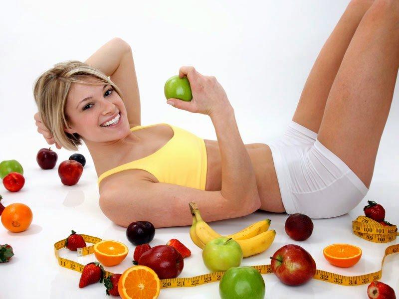 Как сбросить вес за 3 дня в домашних