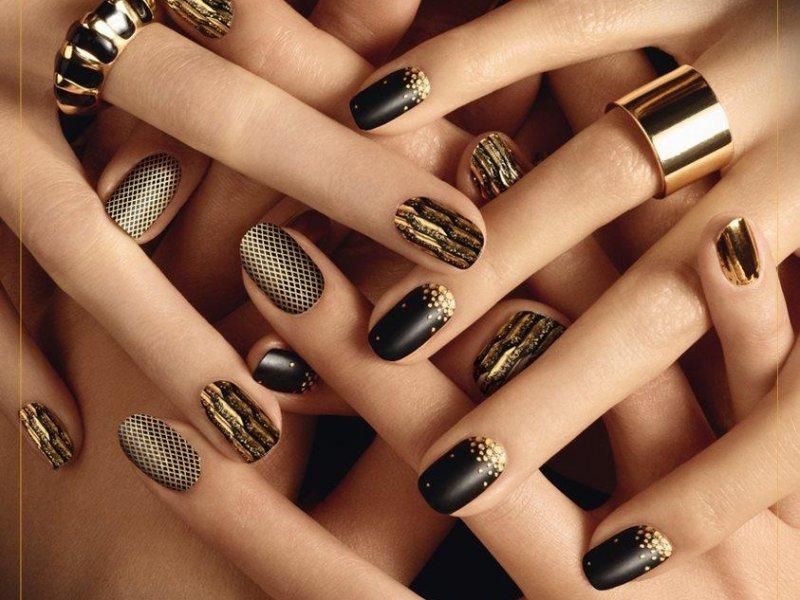 финиш-гель для ногтей