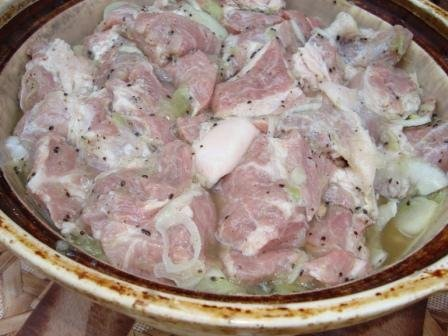 быстрый маринад для шашлыка из баранины