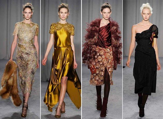 Какие платья модно носить в этом году