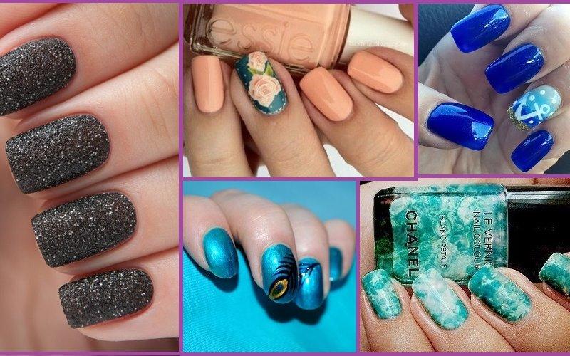 Какой в моде дизайн ногтей