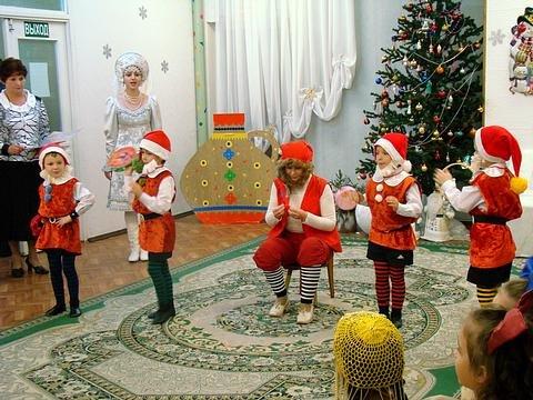 Скачать детсадовские новогодние песни