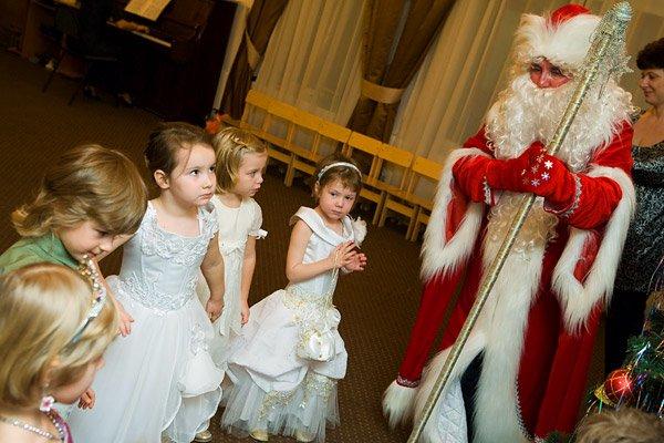 Сценарий на новый год для детей 3 5 лет в детском саду