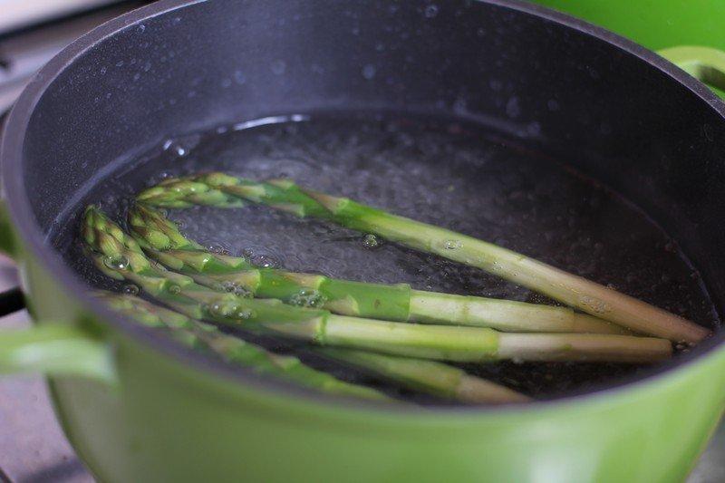 Как приготовить спаржу замороженную рецепт с фото