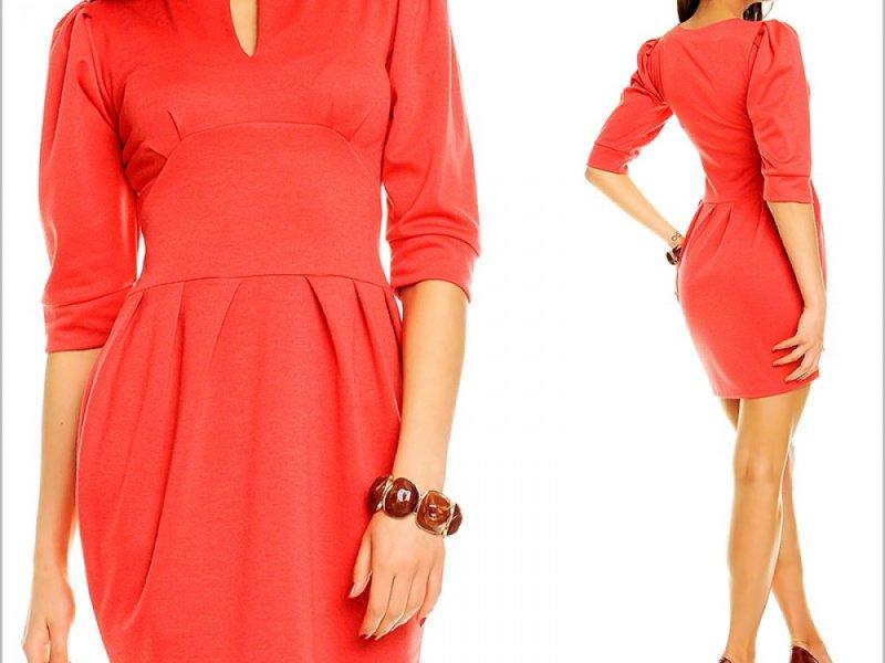 Платье с юбка тюльпан выкройка