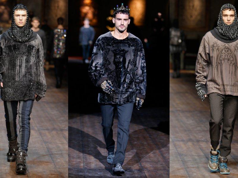 Самая модная мужская одежда сезона осень-зима 2014-2015