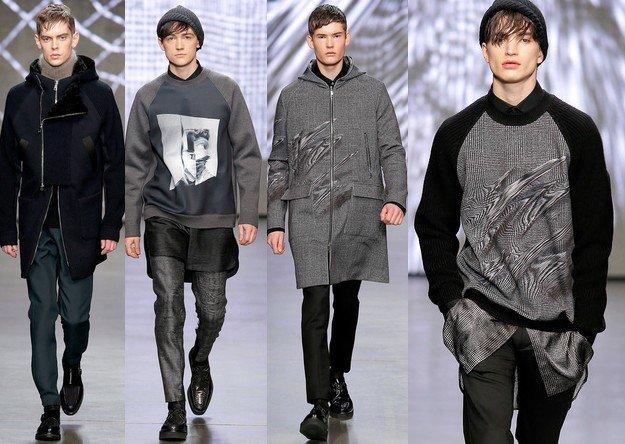 пальто осень зима 2015-2016 фото мужские
