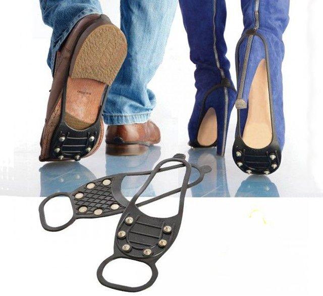 Что сделать, чтобы обувь не скользила? По Совету 19