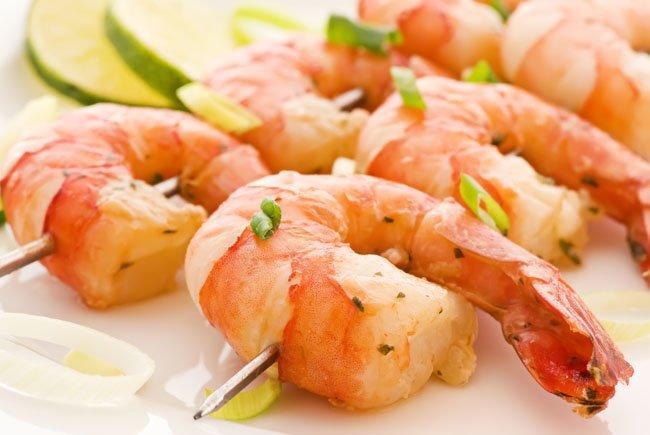 Креветки салат рецепты к новому году