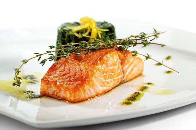Как вкусно приготовить стейки лосося в духовке