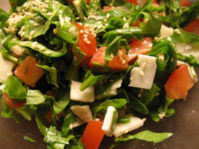 салатов быстрого приготовления рецепты