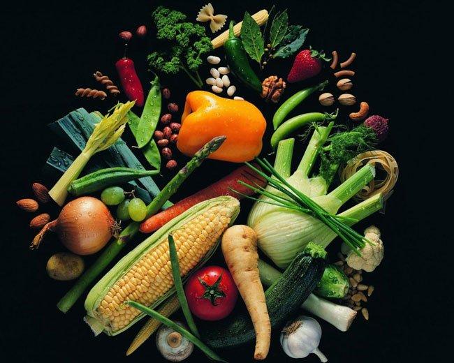 простое меню правильного питания для похудения