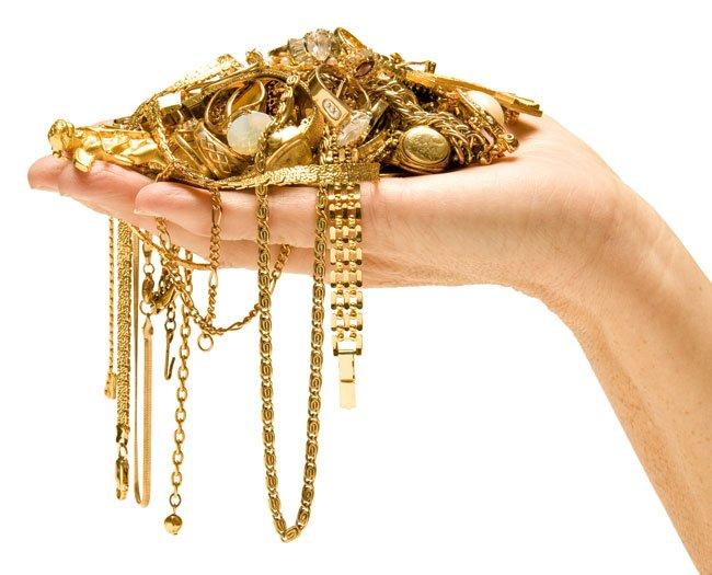 Приснилось что нашла золотые браслеты