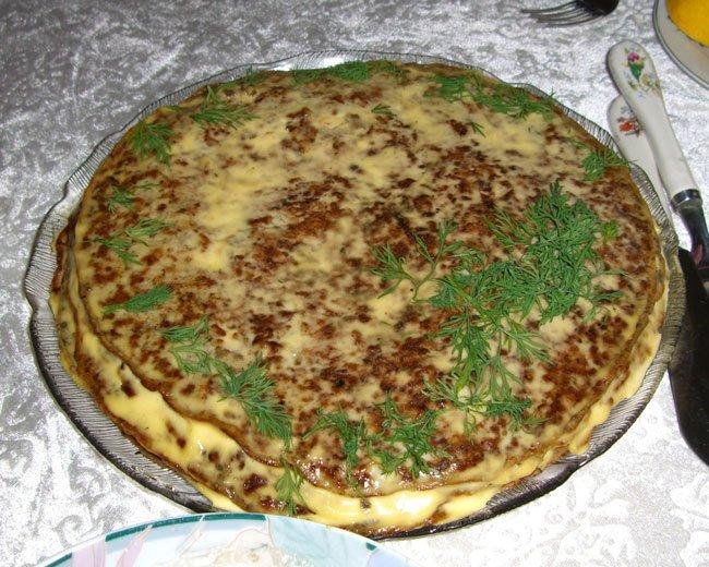 БЛЮДА на МАСЛЕНИЦУ  рецепты с фото от GoodMenuRu