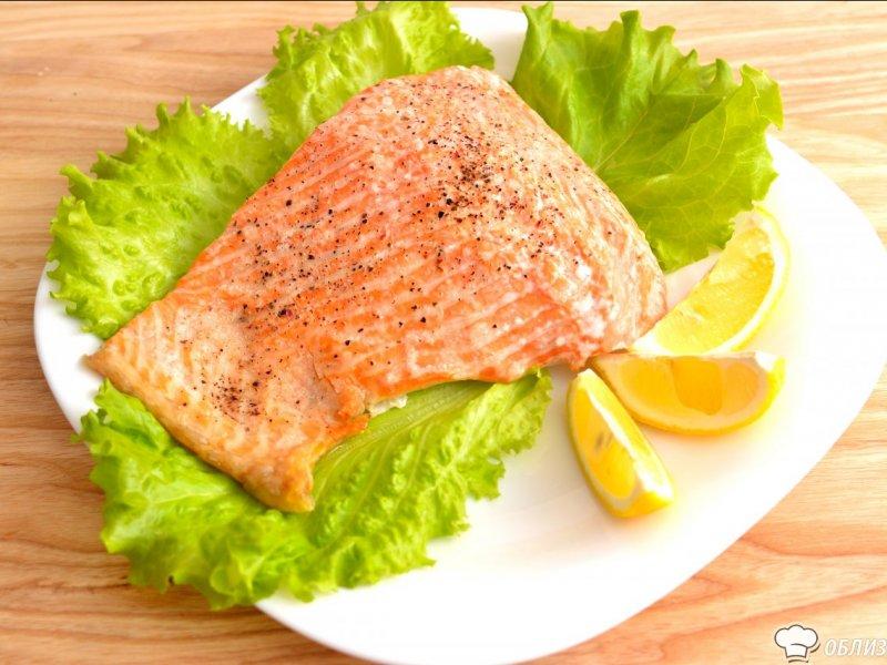 блюда из красной рыбы рецепты с фото простые и вкусные пошаговые