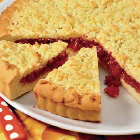 как приготовить вкусный бисквит с ягодами